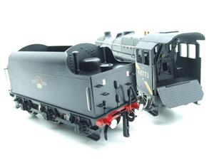 Ace Trains O Gauge E38H, Late Post 56 BR Satin Black Class 8F, 2-8-0 Locomotive and Tender R/N 48773 image 9