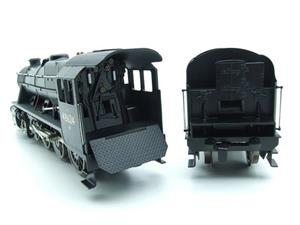 Ace Trains O Gauge E38E, Early Pre 56 BR Satin Black Class 8F, 2-8-0 Locomotive and Tender R/N 48624 image 9