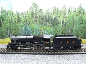 Ace Trains O Gauge E38B1, LMS Un-Lined Satin Black Class 8F, 2-8-0 Locomotive and Tender R/N 8274 image 4