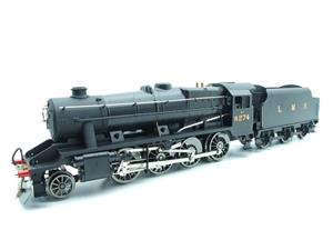 Ace Trains O Gauge E38B1, LMS Un-Lined Satin Black Class 8F, 2-8-0 Locomotive and Tender R/N 8274 image 7