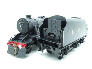 Ace Trains O Gauge E38B1, LMS Un-Lined Satin Black Class 8F, 2-8-0 Locomotive and Tender R/N 8274 image 10
