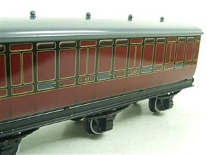 Darstaed O Gauge LMS 1 Six Wheel Parcels Van Wagon R/N 508 Brand New Boxed image 4