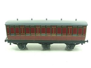 Darstaed O Gauge LMS 1 Six Wheel Parcels Van Wagon R/N 508 Brand New Boxed image 5