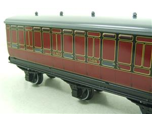 Darstaed O Gauge LMS 1 Six Wheel Parcels Van Wagon R/N 508 Brand New Boxed image 7