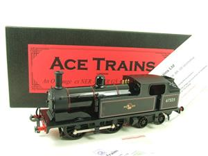 Ace Trains O Gauge E25E1 BR Black 0-4-4T G5 Tank Loco RN 67325 Electric 2/3 Rail Boxed image 3