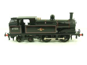 Ace Trains O Gauge E25E1 BR Black 0-4-4T G5 Tank Loco RN 67325 Electric 2/3 Rail Boxed image 7