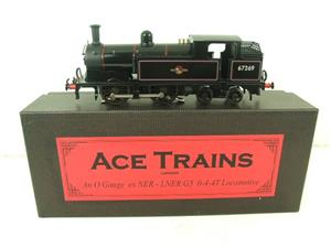 Ace Trains O Gauge E25E2 BR G5 Tank Loco R/N 67269 Post 56, Electric 2/3 Rail B/New Boxed image 1