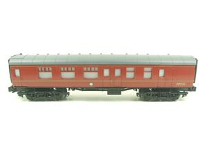 Lionel O Gauge BR Harry Potter 2nd Brake End Coach R/N 99720 Lit interior image 1