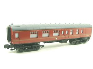 Lionel O Gauge BR Harry Potter 2nd Brake End Coach R/N 99720 Lit interior image 2