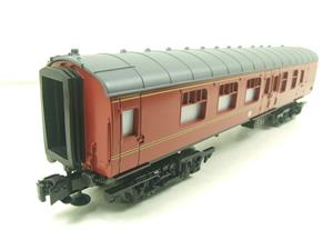 Lionel O Gauge BR Harry Potter 2nd Brake End Coach R/N 99720 Lit interior image 8