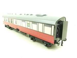 Ace Trains O Gauge C21C BR SR Bulleid Tavern Blood & Custard x2 Coaches Set Boxed image 4