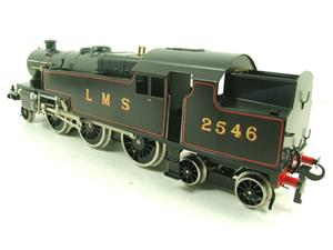 Ace Trains O Gauge E8 LMS Satin Black 2 Cyl Stanier Tank Loco R/N 2546 Electric 2/3 Rail Bxd image 5