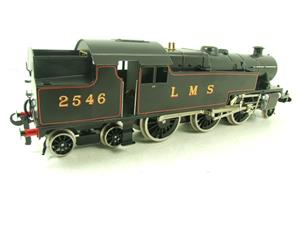 Ace Trains O Gauge E8 LMS Satin Black 2 Cyl Stanier Tank Loco R/N 2546 Electric 2/3 Rail Bxd image 7