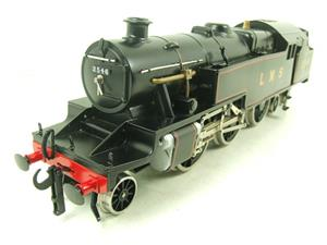 Ace Trains O Gauge E8 LMS Satin Black 2 Cyl Stanier Tank Loco R/N 2546 Electric 2/3 Rail Bxd image 8