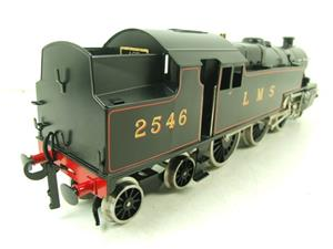 Ace Trains O Gauge E8 LMS Satin Black 2 Cyl Stanier Tank Loco R/N 2546 Electric 2/3 Rail Bxd image 10
