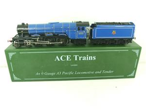 "Ace Trains O Gauge E6 A3 Pacific BR Blue ""Blink Bonny"" R/N 60051 Electric Boxed image 1"