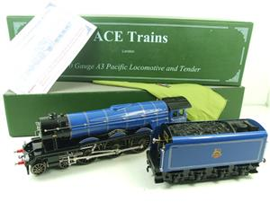 "Ace Trains O Gauge E6 A3 Pacific BR Blue ""Blink Bonny"" R/N 60051 Electric Boxed image 3"