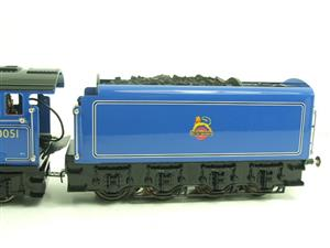"Ace Trains O Gauge E6 A3 Pacific BR Blue ""Blink Bonny"" R/N 60051 Electric Boxed image 8"
