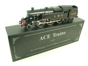 Ace Trains O Gauge E8 LMS 3 Cyl Stanier Tank 2-6-4 Loco R/N 2526 Electric 2/3 Rail Boxed image 2