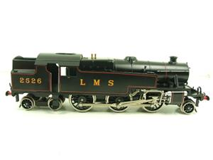 Ace Trains O Gauge E8 LMS 3 Cyl Stanier Tank 2-6-4 Loco R/N 2526 Electric 2/3 Rail Boxed image 5