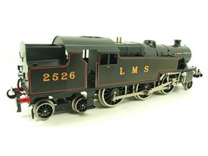 Ace Trains O Gauge E8 LMS 3 Cyl Stanier Tank 2-6-4 Loco R/N 2526 Electric 2/3 Rail Boxed image 10