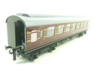 Ace Trains O Gauge C28-03 LMS Maroon Coronation Scot Open 3rd Coach Bxd 2/3 Rail image 5
