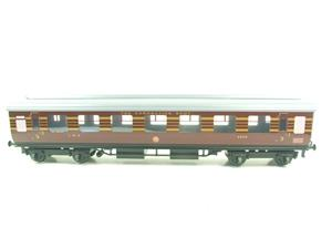 Ace Trains O Gauge C28-03 LMS Maroon Coronation Scot Open 3rd Coach Bxd 2/3 Rail image 7
