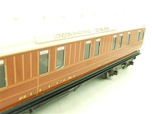 Ace Trains O Gauge C6 LNER Teak Style Articulated Sleepers Sleeping Coaches x2 Set Boxed image 5