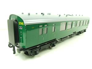 Ace Trains O Gauge C21A SR Green Bulleid Post War x3 Coaches Set A Boxed image 7