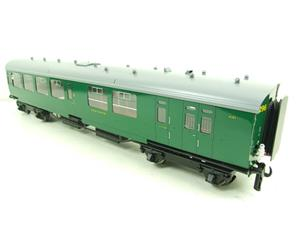 Ace Trains O Gauge C21A SR Green Bulleid Post War x3 Coaches Set A Boxed image 10