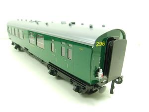Ace Trains O Gauge C21B SR Green Bulleid Post War x3 Coaches Set B Boxed image 4
