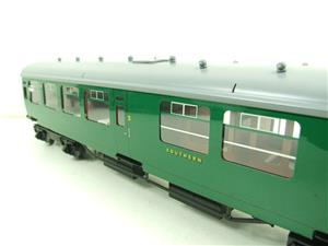 Ace Trains O Gauge C21B SR Green Bulleid Post War x3 Coaches Set B Boxed image 8