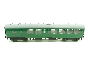 Ace Trains O Gauge C21B SR Green Bulleid Post War x3 Coaches Set B Boxed image 9