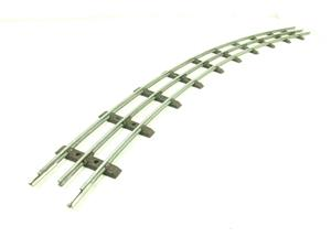 Hornby O Gauge EA3 Solid Steel Electric 3 Rail Curved Track x1 image 3