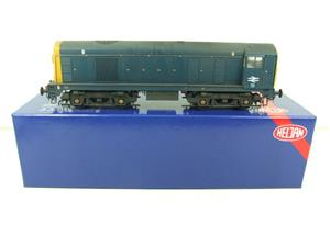 HelJan O Gauge 2014 Class 20 BR Blue With Full Yellow Ends Diesel Loco Weathered Electric Bxd image 1