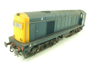 HelJan O Gauge 2014 Class 20 BR Blue With Full Yellow Ends Diesel Loco Weathered Electric Bxd image 2