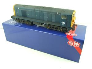 HelJan O Gauge 2014 Class 20 BR Blue With Full Yellow Ends Diesel Loco Weathered Electric Bxd image 3