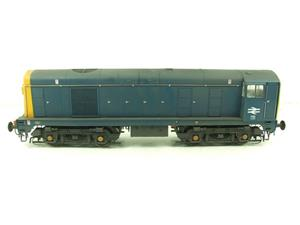 HelJan O Gauge 2014 Class 20 BR Blue With Full Yellow Ends Diesel Loco Weathered Electric Bxd image 5