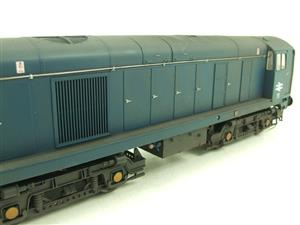 HelJan O Gauge 2014 Class 20 BR Blue With Full Yellow Ends Diesel Loco Weathered Electric Bxd image 7