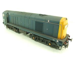 HelJan O Gauge 2014 Class 20 BR Blue With Full Yellow Ends Diesel Loco Weathered Electric Bxd image 10