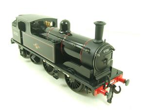 Ace Trains O Gauge E25/S-E1 BR Black G5 Tank Loco & Coaches Set Electric 2/3 Rail Boxed image 2