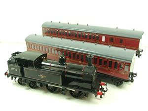 Ace Trains O Gauge E25/S-E1 BR Black G5 Tank Loco & Coaches Set Electric 2/3 Rail Boxed image 5