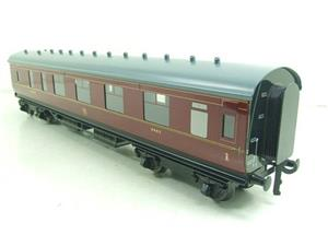 Ace Trains O Gauge C18A LMS Maroon Stainier Coaches x3 B/New Bxd 2/3 Rail Set A image 4