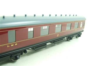 Ace Trains O Gauge C18A LMS Maroon Stainier Coaches x3 B/New Bxd 2/3 Rail Set A image 5