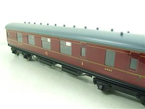 Ace Trains O Gauge C18A LMS Maroon Stainier Coaches x3 B/New Bxd 2/3 Rail Set A image 8