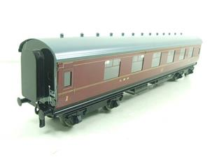 Ace Trains O Gauge C18A LMS Maroon Stainier Coaches x3 B/New Bxd 2/3 Rail Set A image 10
