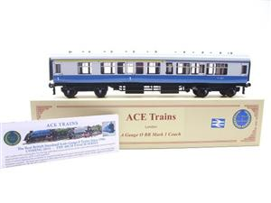Ace Trains O Gauge C13-CB BR Mark 1 Corridor Composite Coach RN M15627 Boxed image 1