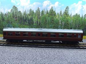 Gauge 1 Accucraft R32-12A BR MK1 Maroon 2nd Open Coach E4398 Boxed image 1