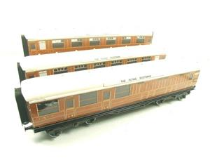 "Ace Trains O Gauge C4 LNER ""The Flying Scotsman"" x3 Corridor Coaches Set B Boxed image 3"