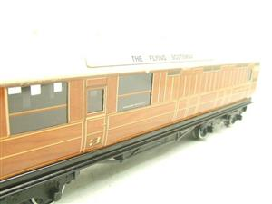 "Ace Trains O Gauge C4 LNER ""The Flying Scotsman"" x3 Corridor Coaches Set B Boxed image 6"